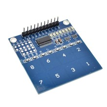 TTP226 Capacitive Touch sensor
