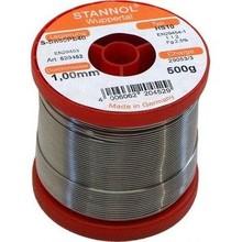 Stannol Stannol Soldeertin 1,0mm 500gram nr.520452