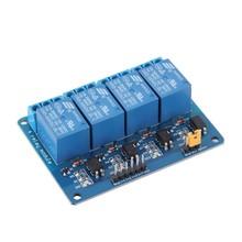 4 kanaals 5v DC Relais Module