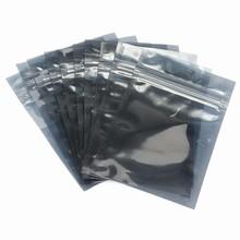 ESD Shieldingbags 80x120mm hersluitbaar