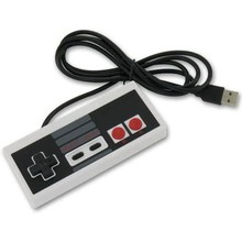 NES Controller with USB Gamepad Cable
