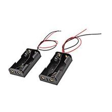2 x 1.5V AA Batterij Houder