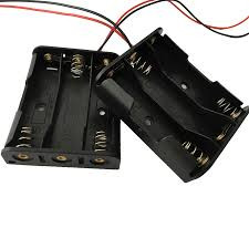 3 x 1.5V AA Battery Holder