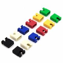 Circuit Board Jumpers verschillende kleuren 2,54 mm
