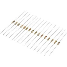 Royal Ohm Carbon Film Resistor 180KΩ 0,25watt