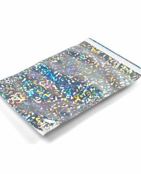 Gift wrapping Holographic
