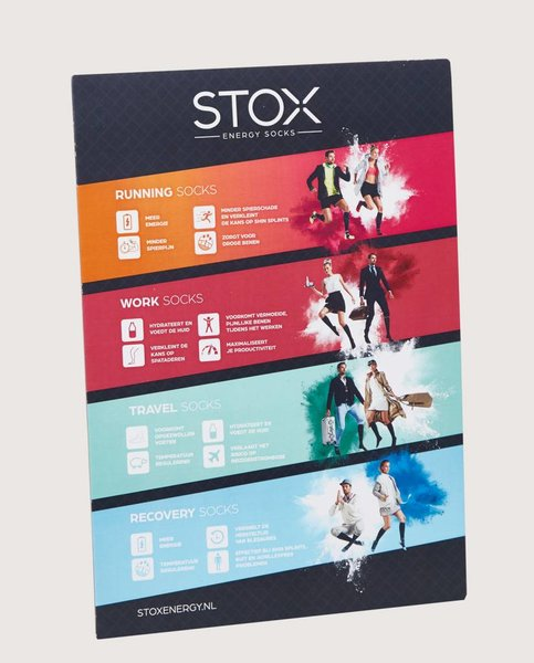 STOX Energy Baliedisplay
