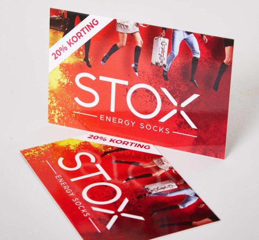 STOX Coupon Cards