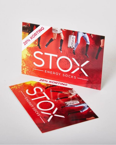 STOX Kortingskaartjes