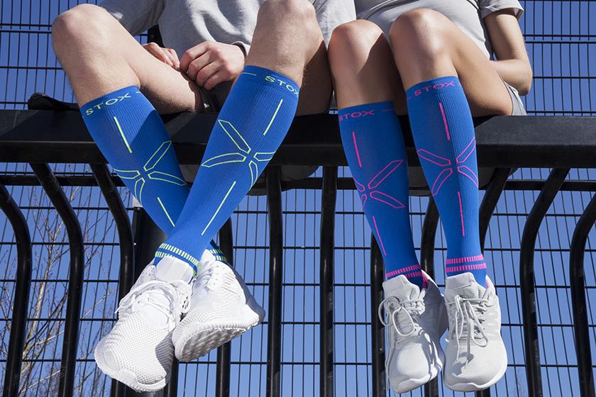 STOX Golf Travel socks