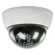 König Dome Dummy Camera IP44 Wit