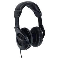 König OnStage Hoofdtelefoon Over-Ear 3.5 mm Zwart
