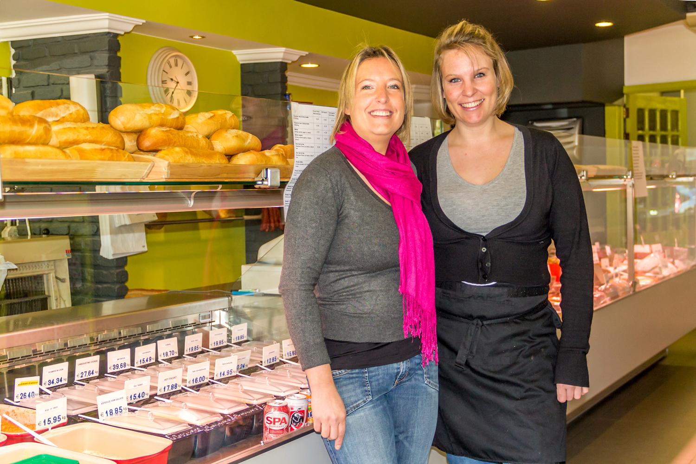 Cindy & Sarah Metens