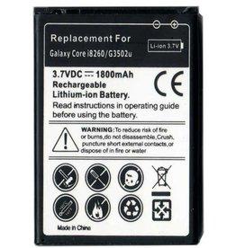 Universeel Batterij Samsung Galaxy Core I8260