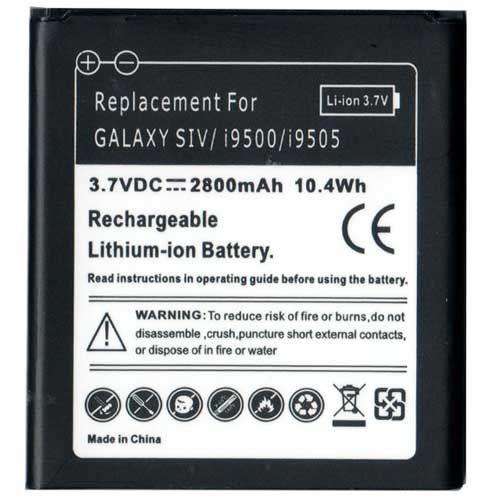 Universeel Batterij Samsung Galaxy S4 - i9500