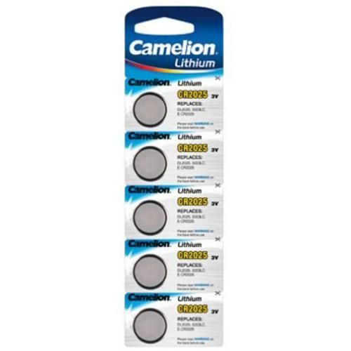 Camelion Camelion CR2025 blister 5