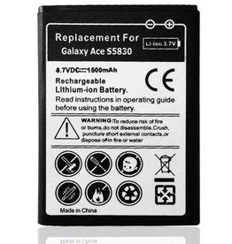 Universeel Batterij Samsung Galaxy Gio - S5660