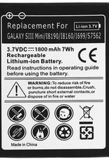Batterij Samsung Galaxy S3 Mini i8190