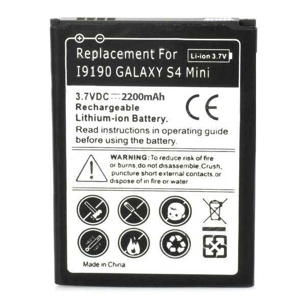 Universeel Batterij Samsung Galaxy S4 mini GT i9195