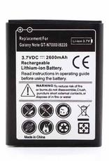 Universeel Batterij Samsung Galaxy Note i9220