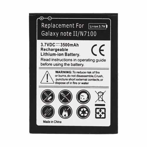 Batterij Samsung Galaxy Note 2 N7100