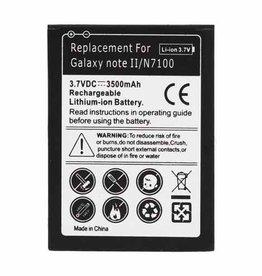 Universeel Batterij Samsung Galaxy Note 2 4G N7105