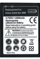 Universeel Batterij Samsung Galaxy Grand 19080 - Copy