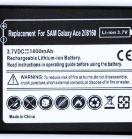 Universeel Batterij Samsung Galaxy GT S7570