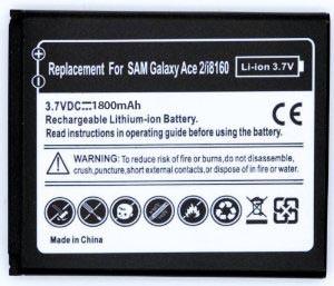 Universeel Batterij Samsung Galaxy GT S7572