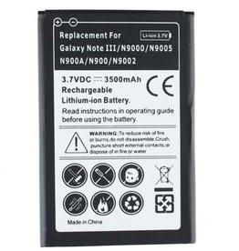Universeel Batterij Samsung Galaxy Note 3 N9005