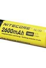 Nitecore NL1826 18650 Li-Ion accu