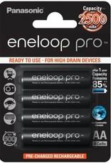 Eneloop Pro AA Oplaadbare Batterijen 2500mAh
