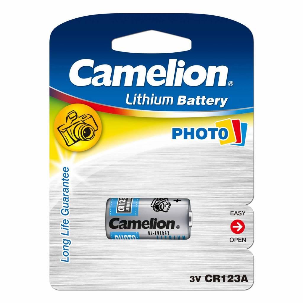 Camelion Camelion CR123A Lithium 3V
