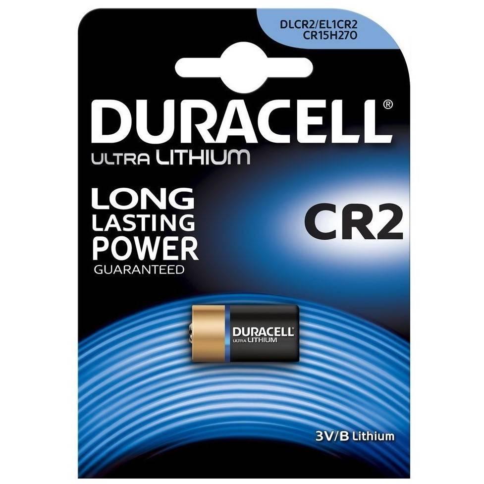 Duracell CR2 Lithium 3V