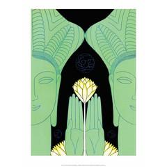 Lotus Goddess Hands