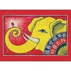 Lucky Elephant Matchbox