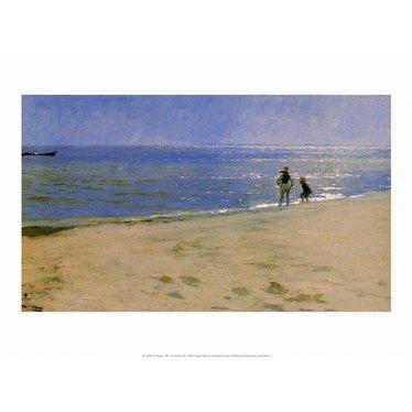 Boys on the Beach, 1893
