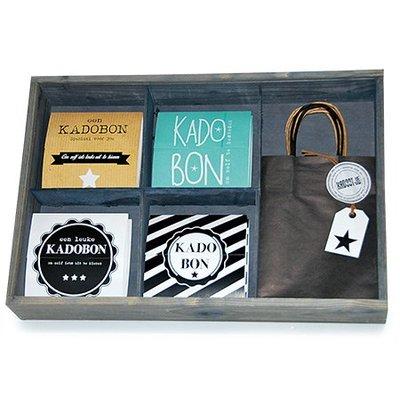 Kadobonbox Present kraft