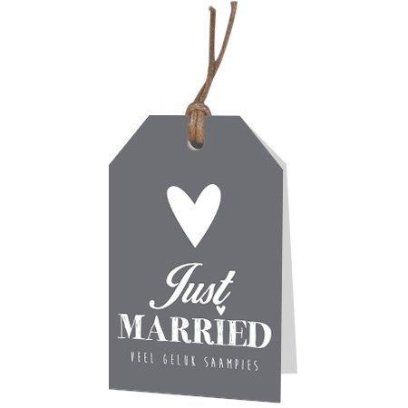 Bloemen- & Kadokaartjes Part30 - Just married