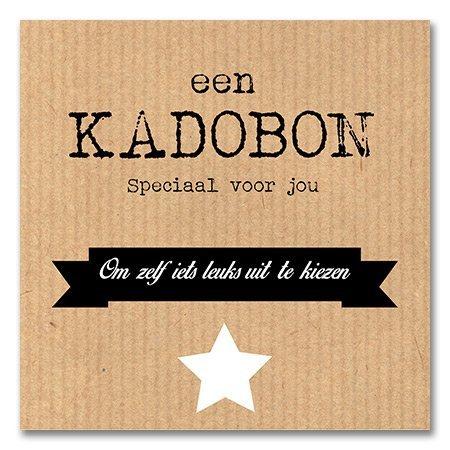 Present Present Kadobonnen - Handcraft