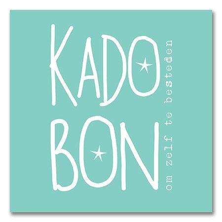 Present Present Kadobonnen - Turquoise