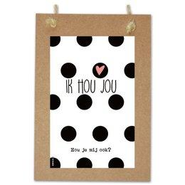 Ik hou jou