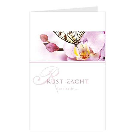 Emotions Emotions groot formaat - roze orchidee - Rust zacht
