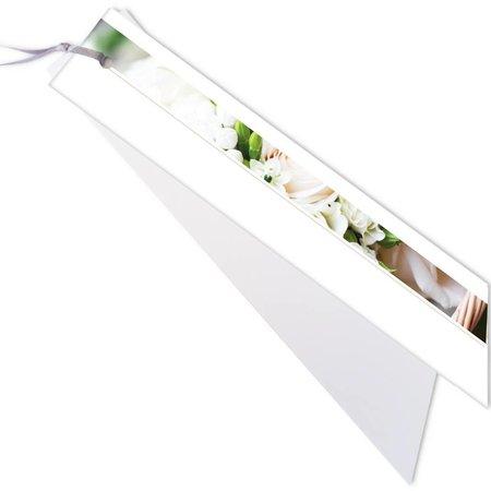Emotions Emotions grote ribbon - ornito - Blanco