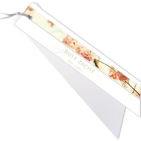 Emotions Emotions kleine ribbon - Cherry Blossom - Rust zacht
