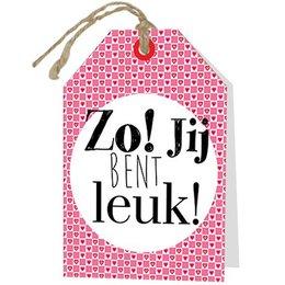 Loving Zo! Jij bent leuk!