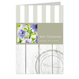 Art of giving Met pensioen