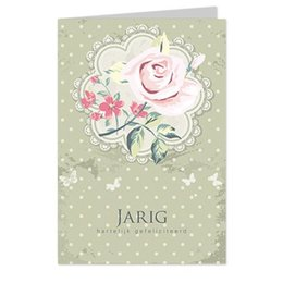 Art of giving Jarig