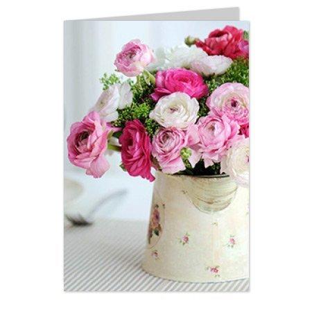 Art of giving Wenskaarten Art of Giving - Kan bloemen