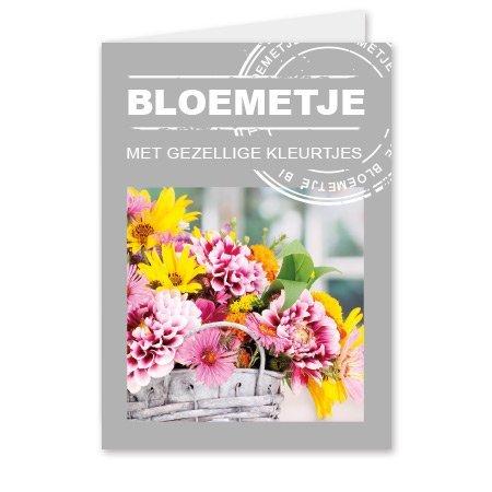 Living Home  Bloemen- & Kadokaartjes Living home - Bloemetje